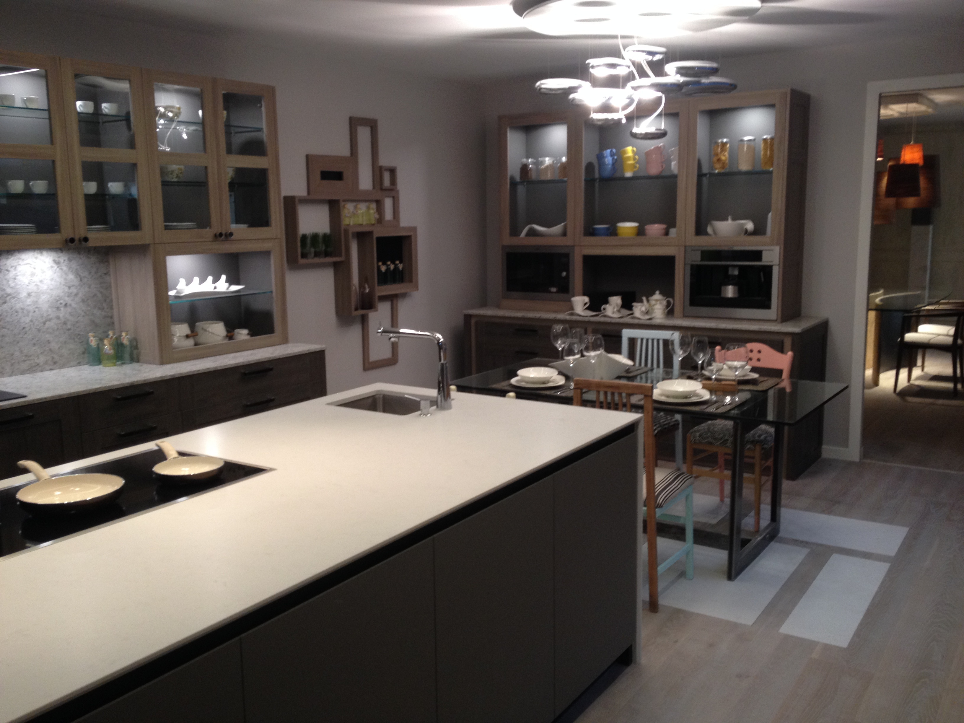 CASA DECOR 2015 II PARTE - Blogs de Línea 3 Cocinas, Diseño de ...