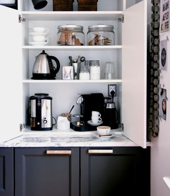 Una zona de desayuno en el diseÑo de la cocina   blogs de línea 3 ...