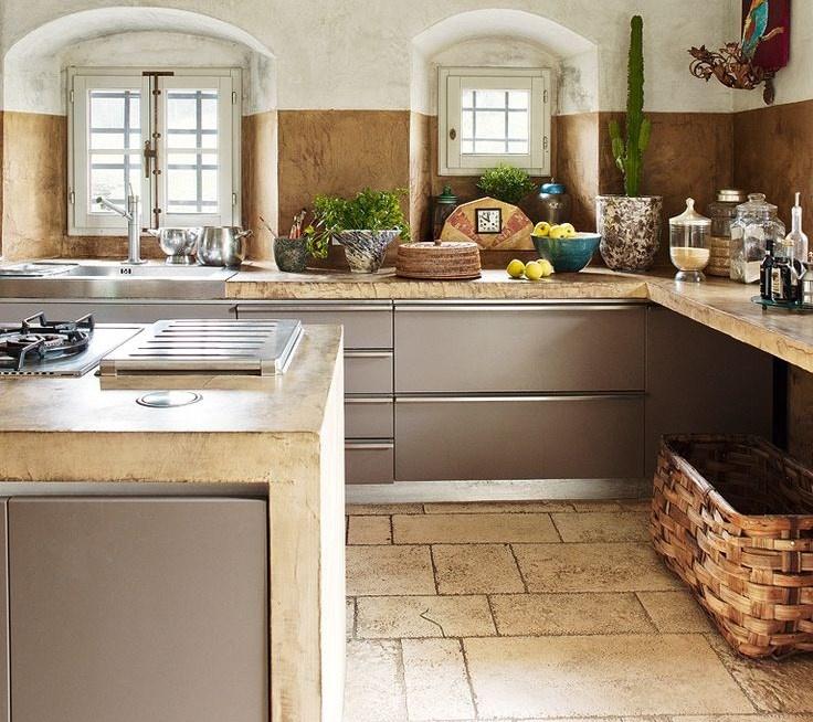 Cocinas rusticas y modernas images - Fotos de cocinas rusticas ...