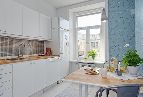 Cocinas estilo nordico en madrid blogs de l nea 3 for Cocina estilo nordico
