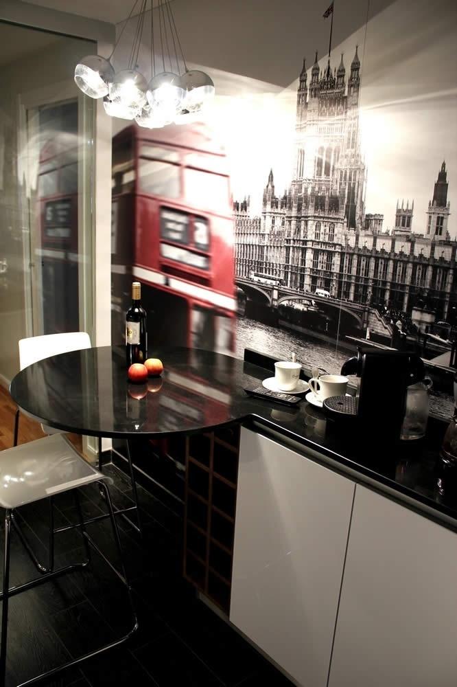 Mesas de cocina redondas   blogs de línea 3 cocinas, diseño de ...