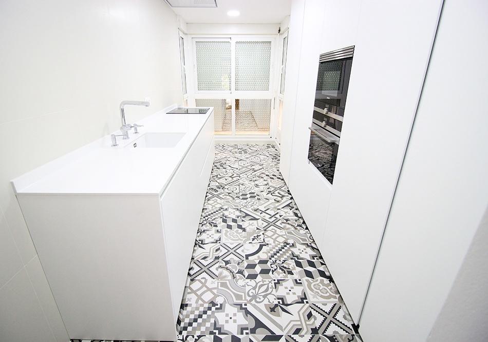 Diseño de cocinas en Cocina moderna en Legazpi, Madrid- Galería de ...