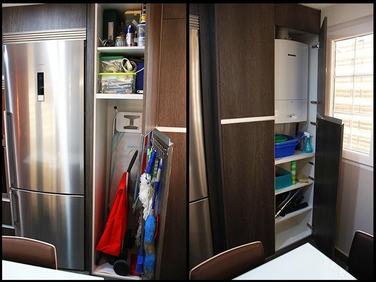 Zona de limpieza dentro de la cocina en madrid   blogs de línea 3 ...