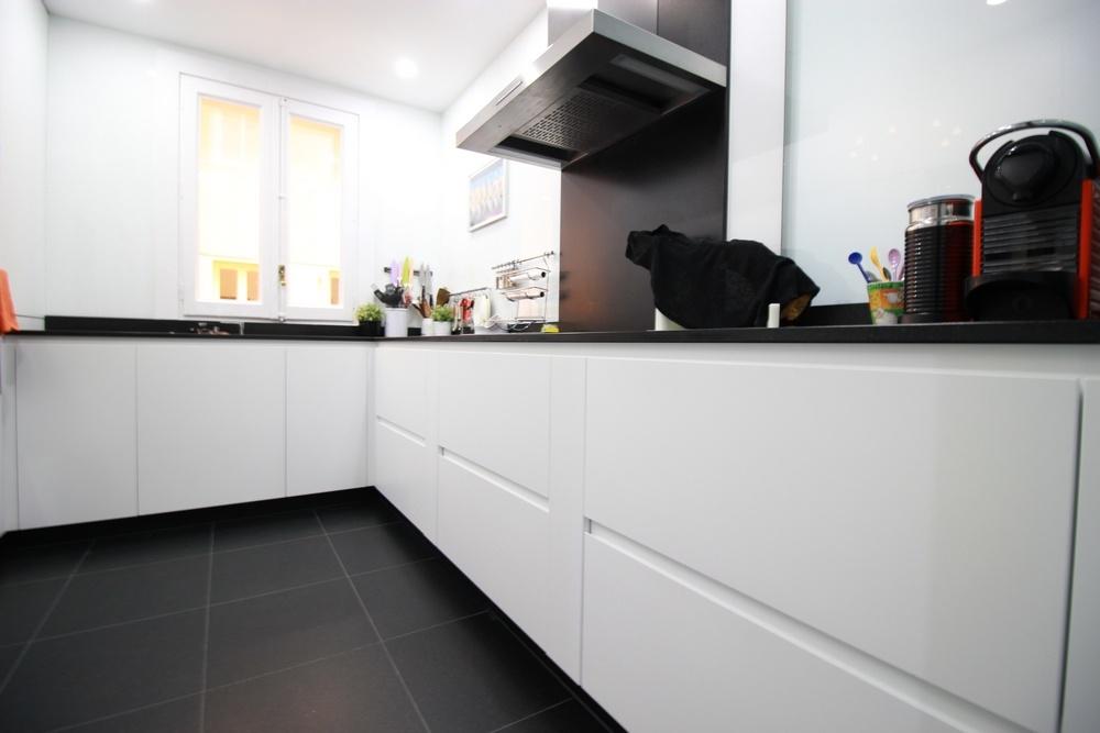 Galería de proyectos realizados. Encuentre su cocina - Línea 3 Cocinas