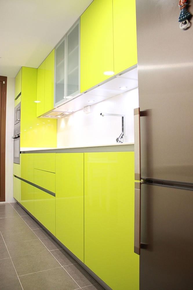 Lujo Cocina Colorido Diseña Galería Ideas - Ideas de Decoración de ...