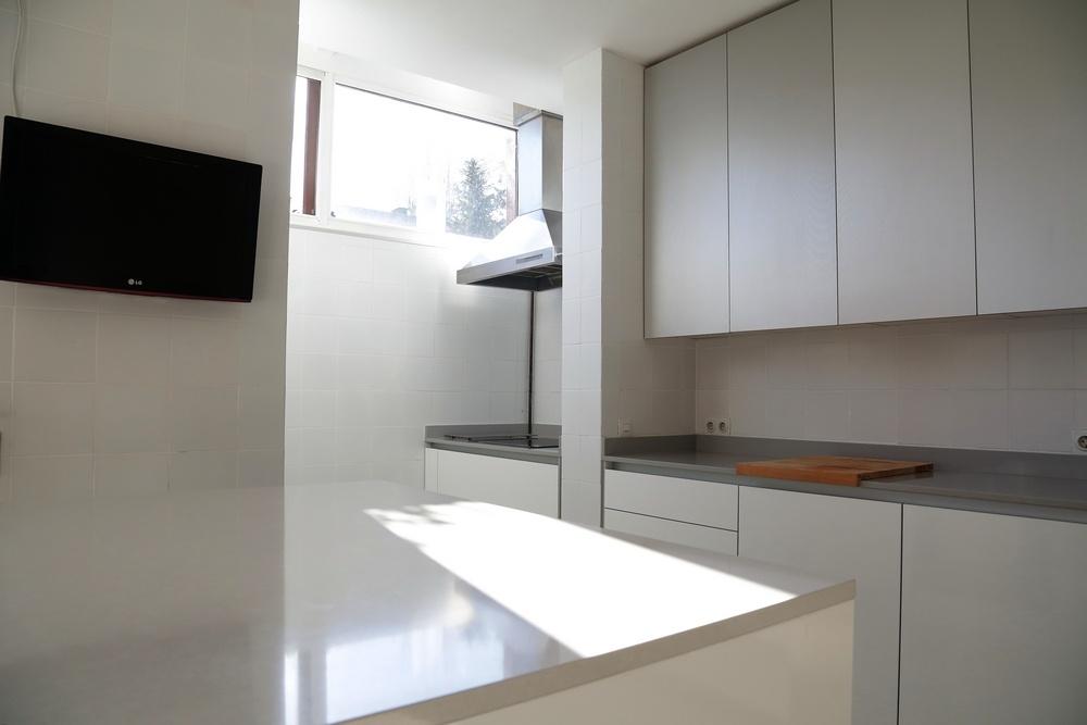 Diseño de cocinas en Remodelación de cocina en Aravaca, Madrid ...