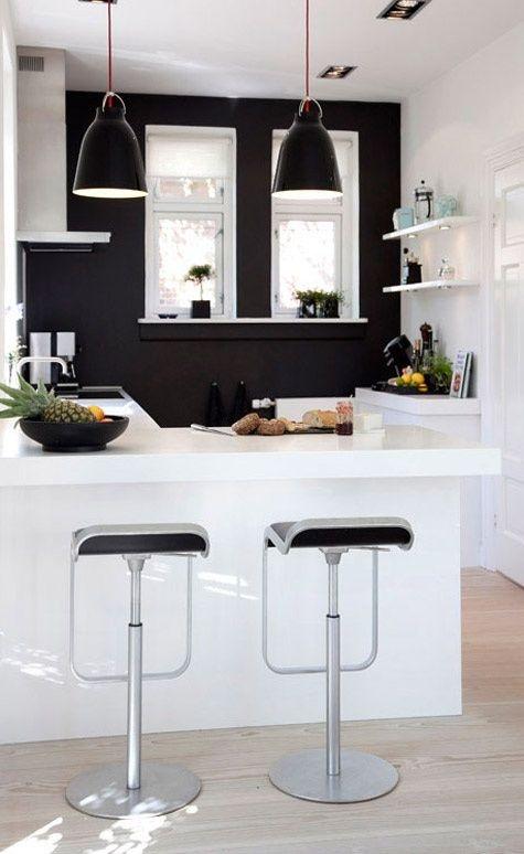 Cómo decorar una cocina pequeña   blogs de línea 3 cocinas, diseño ...