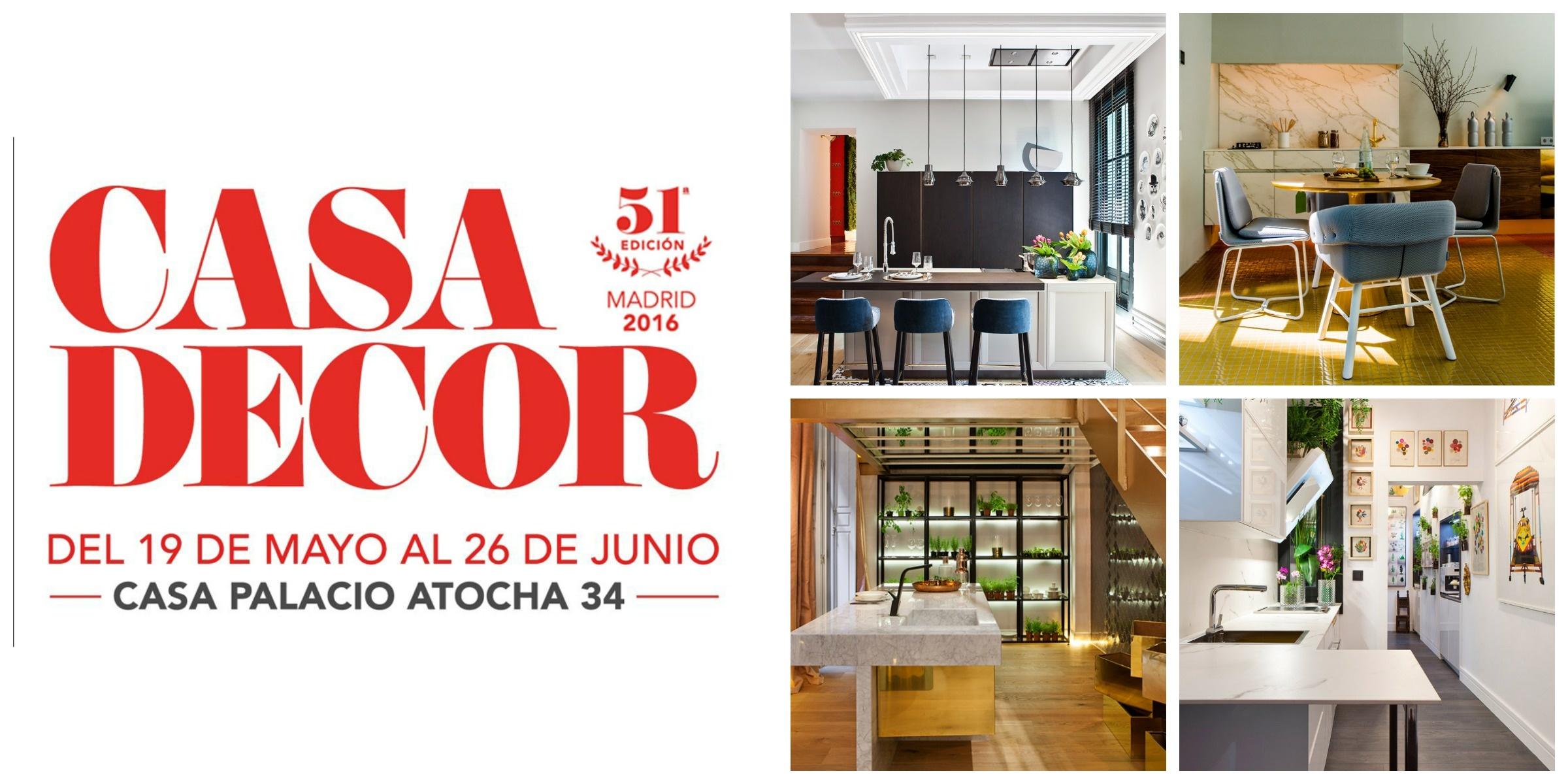 LAS COCINAS DE CASA DECOR 2016 - Blogs de Línea 3 Cocinas, Diseño de ...