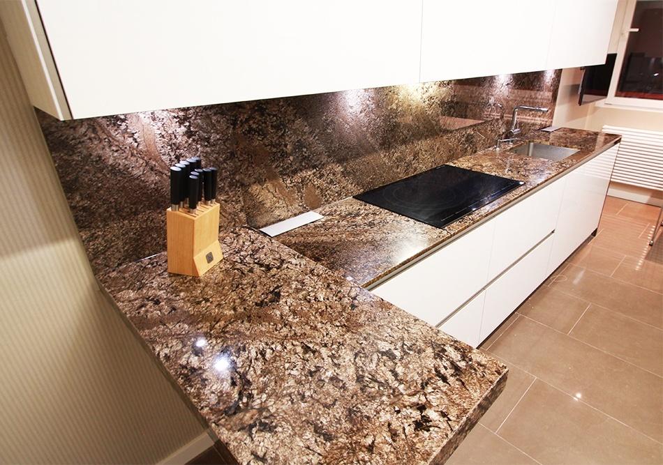 Las encimeras de piedra natural vuelven a la cocina - Encimeras de piedra ...