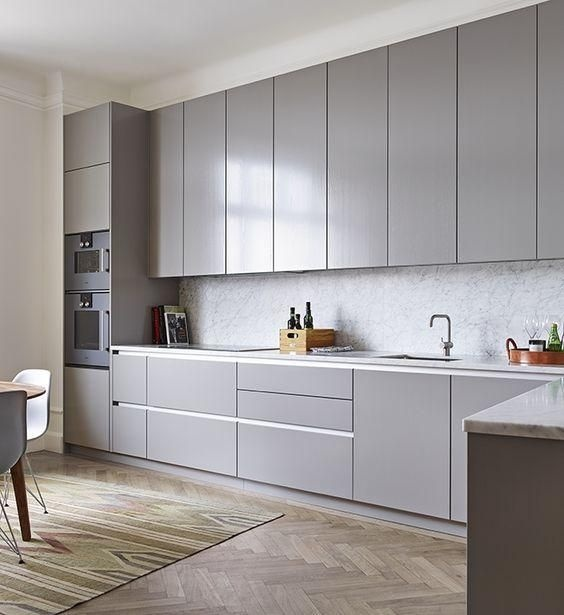 EL COLOR GRIS ES TENDENCIA EN LA DECORACIóN DE LA COCINA - Blogs de ...