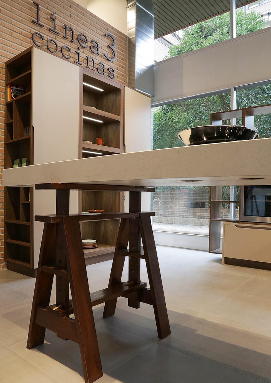 C mo conseguir una cocina de estilo industrial blogs de for Diseno estilo industrial