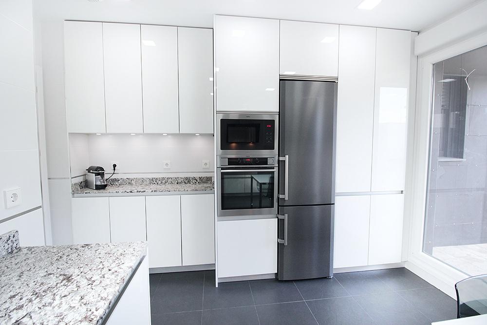 Línea 3 Cocinas, Diseño de cocinas en Madrid, reforma de cocinas