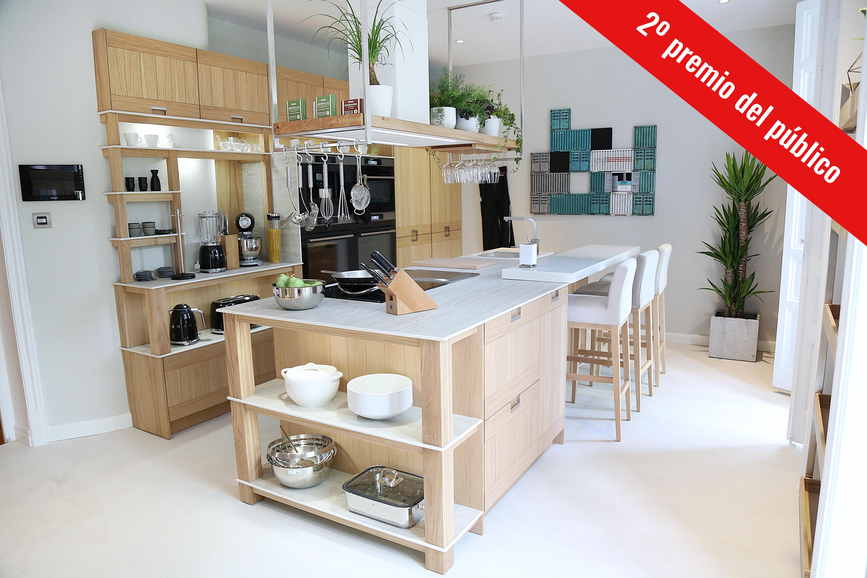 Dise o de cocinas en madrid reforma de cocinas cocinas - Montador de cocinas ...