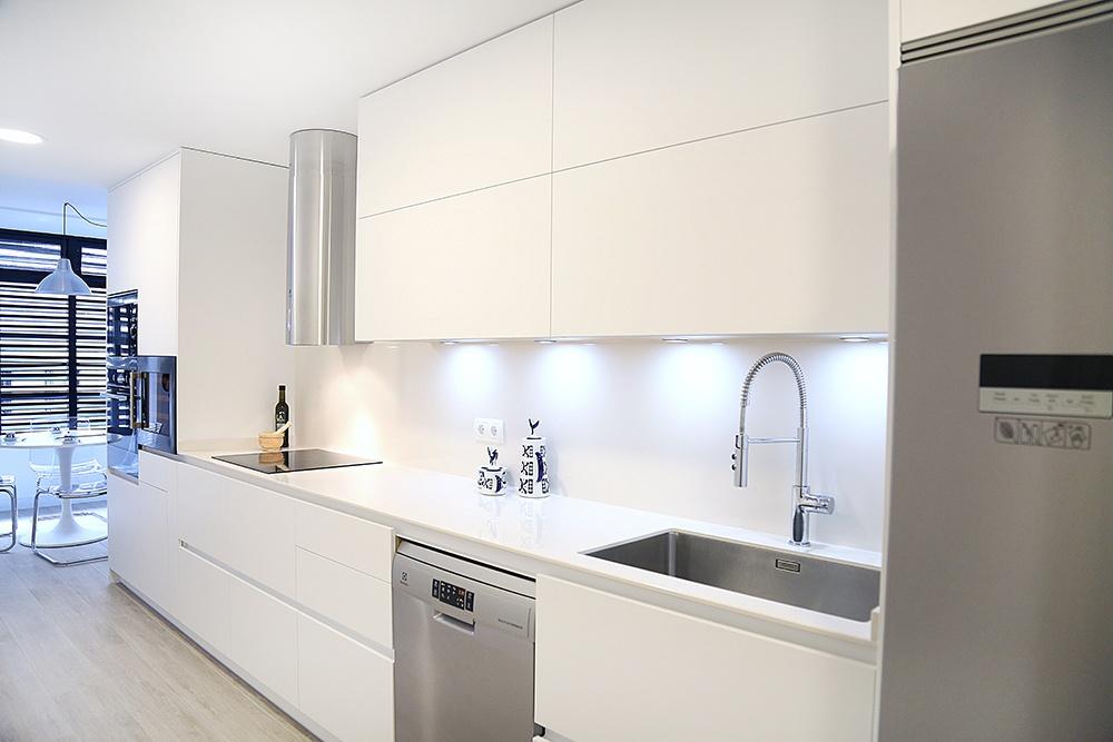 Diseño de cocinas en Solución de diseño de cocina para espacios ...