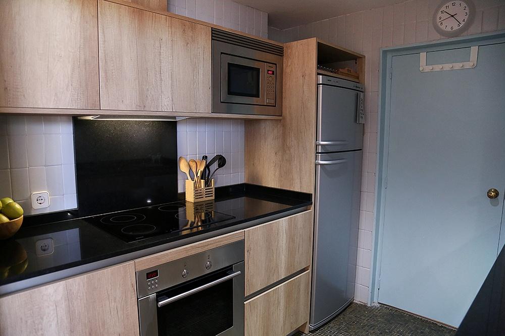 MADERA- Blogs de Línea 3 Cocinas, Diseño de cocinas, reforma de ...