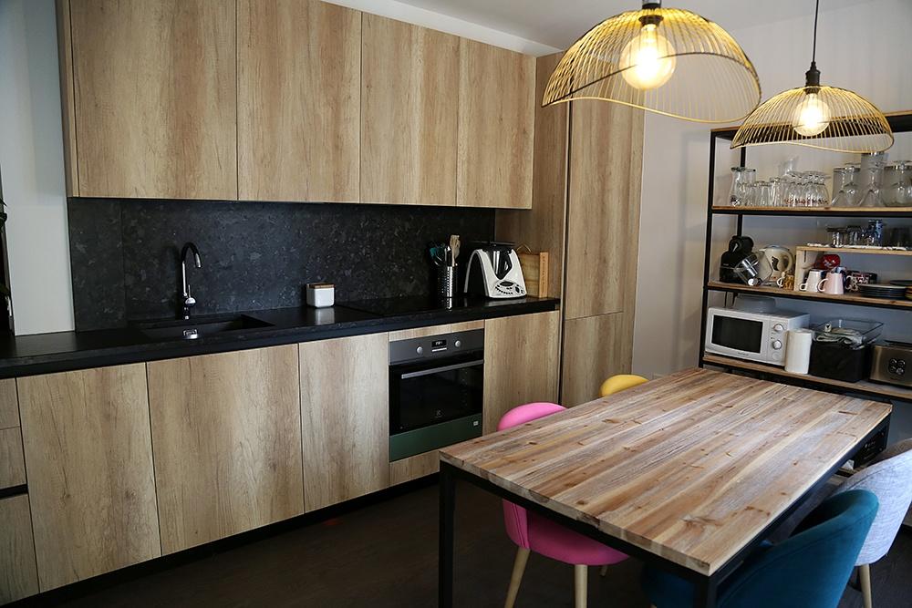 Dise o de cocinas en madrid reforma de cocinas cocinas - Puertas de cocinas modernas ...