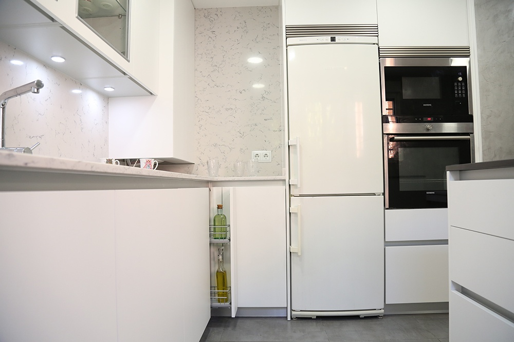 Dise o de cocinas en dise os de cocinas en l modernas con - Disenos de cocinas en l ...