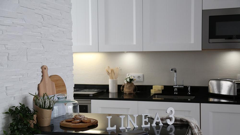 CON ISLA- Blogs de Línea 3 Cocinas, Diseño de cocinas, reforma de ...