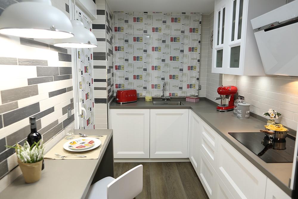 Excepcional Diseño De La Cocina Diseño De La Galera Cresta - Ideas ...