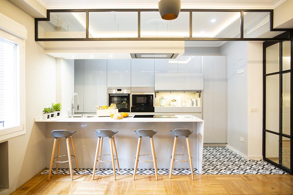 Diseño de cocinas en ¡Cocina moderna y espaciosa!- Galería de ...
