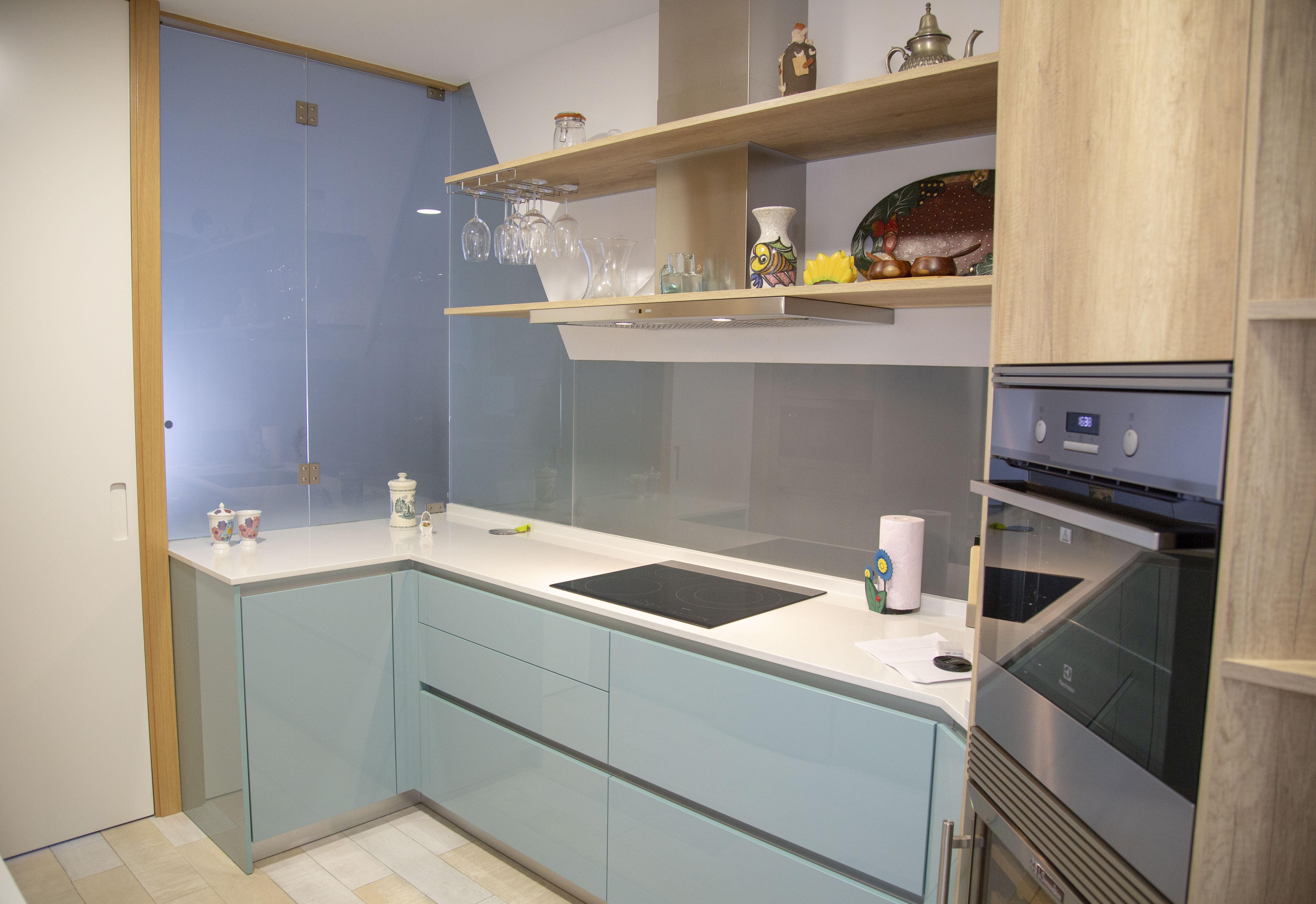 Cocina Moderna Madrid. Latest Tu Empresa De Reformas De Cocinas ...