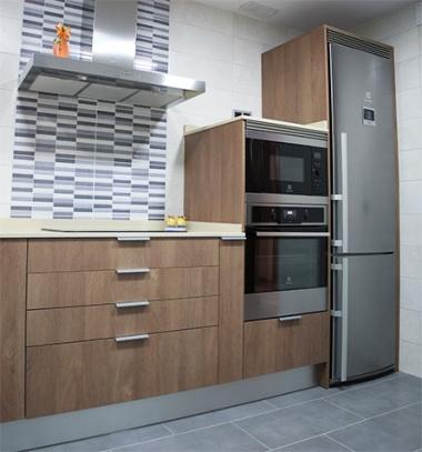 D nde ubicar la campana extractora en la cocina blogs de - Campanas extractoras para cocinas ...