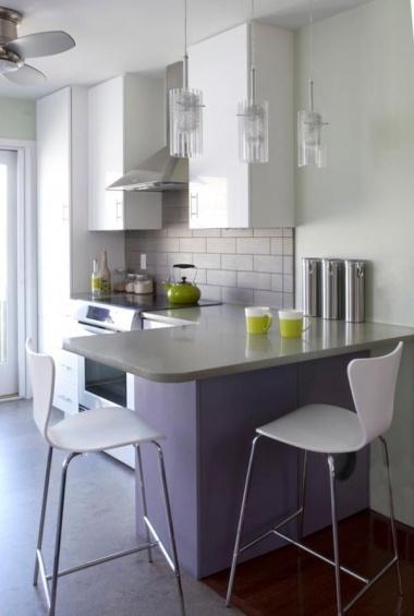 Un office en el dise o de cocinas peque as blogs de - Cocinas en linea ...