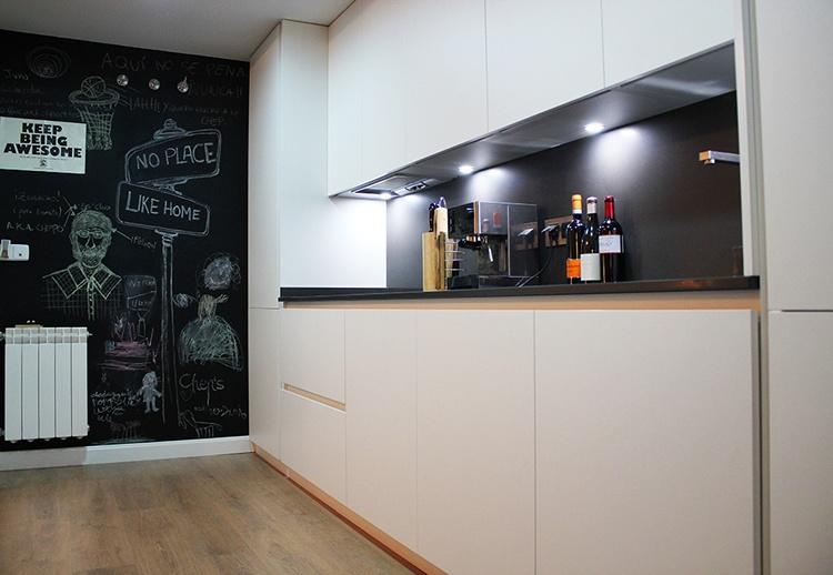 Diseño de cocinas en Madrid Atocha Cocina-americana- Galería de ...