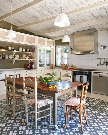 Revista Cocinas | Disenos De Cocinas De Revista Blogs De Linea 3 Cocinas Diseno