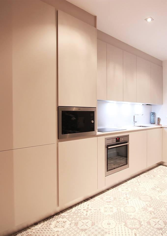 Los muebles de cocina con acabado mate son tendencia - Muebles banak opiniones ...