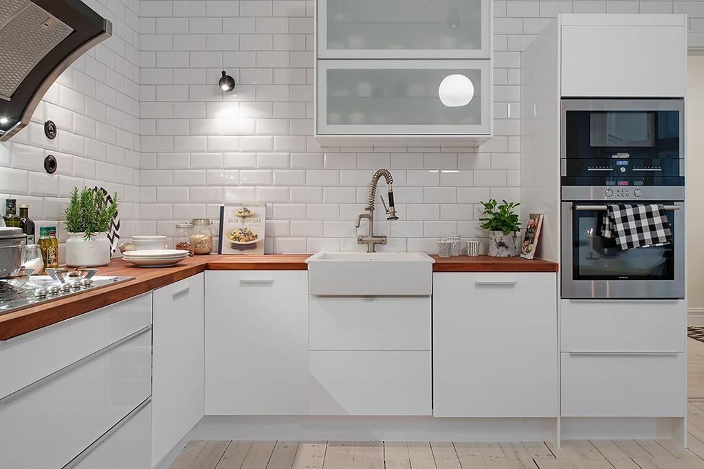 Quien puede poner una encimera de madera en su cocina - Sobre encimera cocina ...
